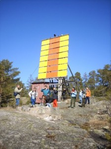 Excursions to the Finnish archipelago Aasla